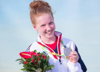 Latest update from Sport Newcastle scholar Emily Large