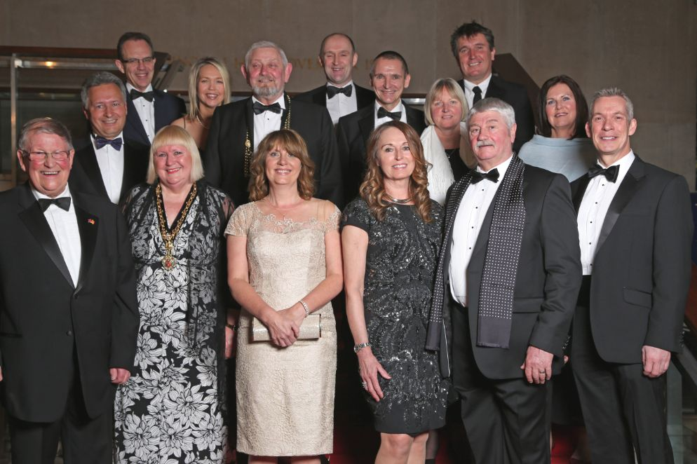 Sport Newcastle Gala Dinner 2016/47