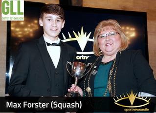 Max Forster - 2017 Rising Star