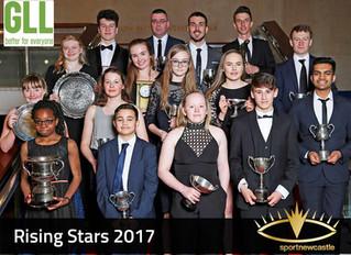 The 2017 Sport Newcastle Rising Stars