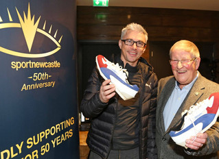 Sport Newcastle's 50th Anniversary fundraising...not just a Hop, Skip and Jump!!