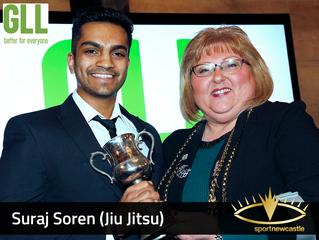 Suraj Soren - 2017 Rising Star