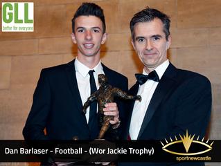 Dan Barlaser - Wor Jackie Trophy