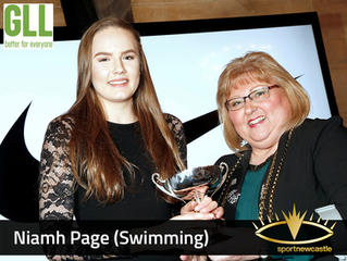 Niamh Page - 2017 Rising Star