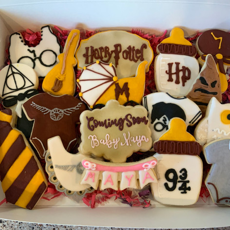 Harry Potter for a Girls Baby Shower