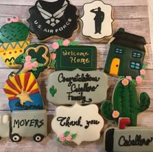 Real Estate Closing Cookies