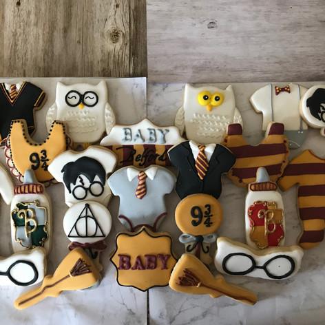 Harry Potter Baby Shower