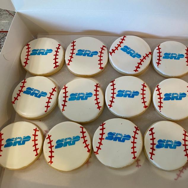 SRP logo Cookies