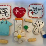 Nurse Appreciation Cookies 2020