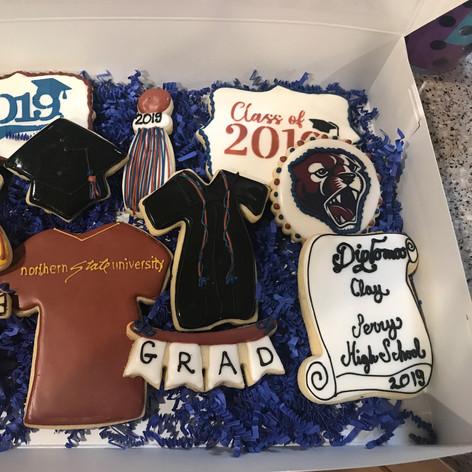 Perry High School Graduation