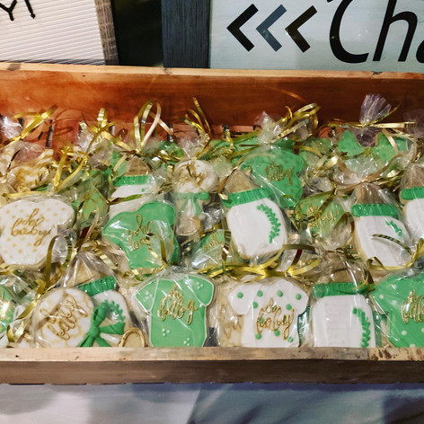 Party Favors for a Baby Shower