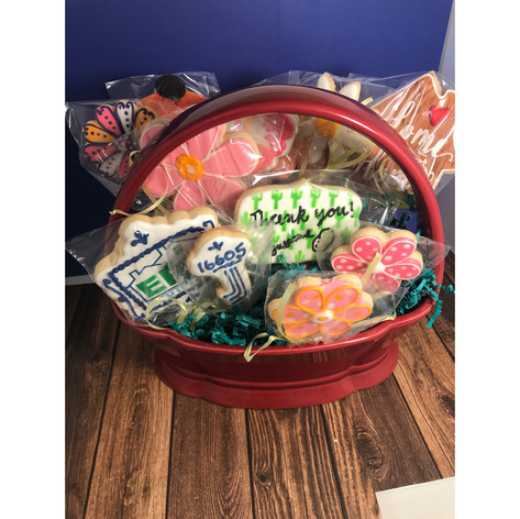 Real Estate Cookie Bouquet