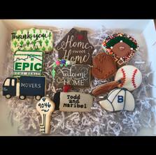 Epic Realty Closing Cookies