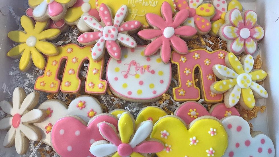 Mother's Day Cookies-1 doz