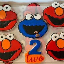 Grover Cookies