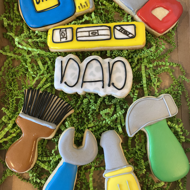 Father's Day Tool Theme