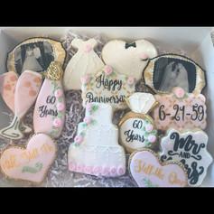 Anniversay Cookies