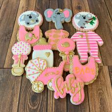 Elephants and Koahla Cookies
