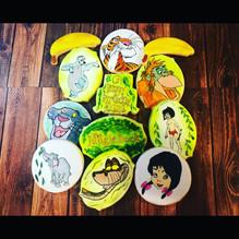 Jungle Book Cookies
