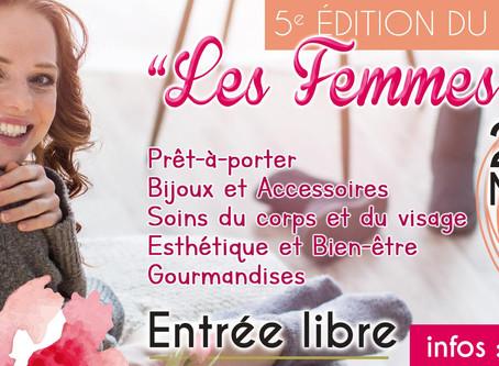 """Salon """"Les Femmes d'abord"""""""