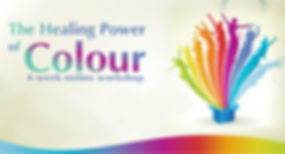 The Healing Power of Colour - COVER EVEN