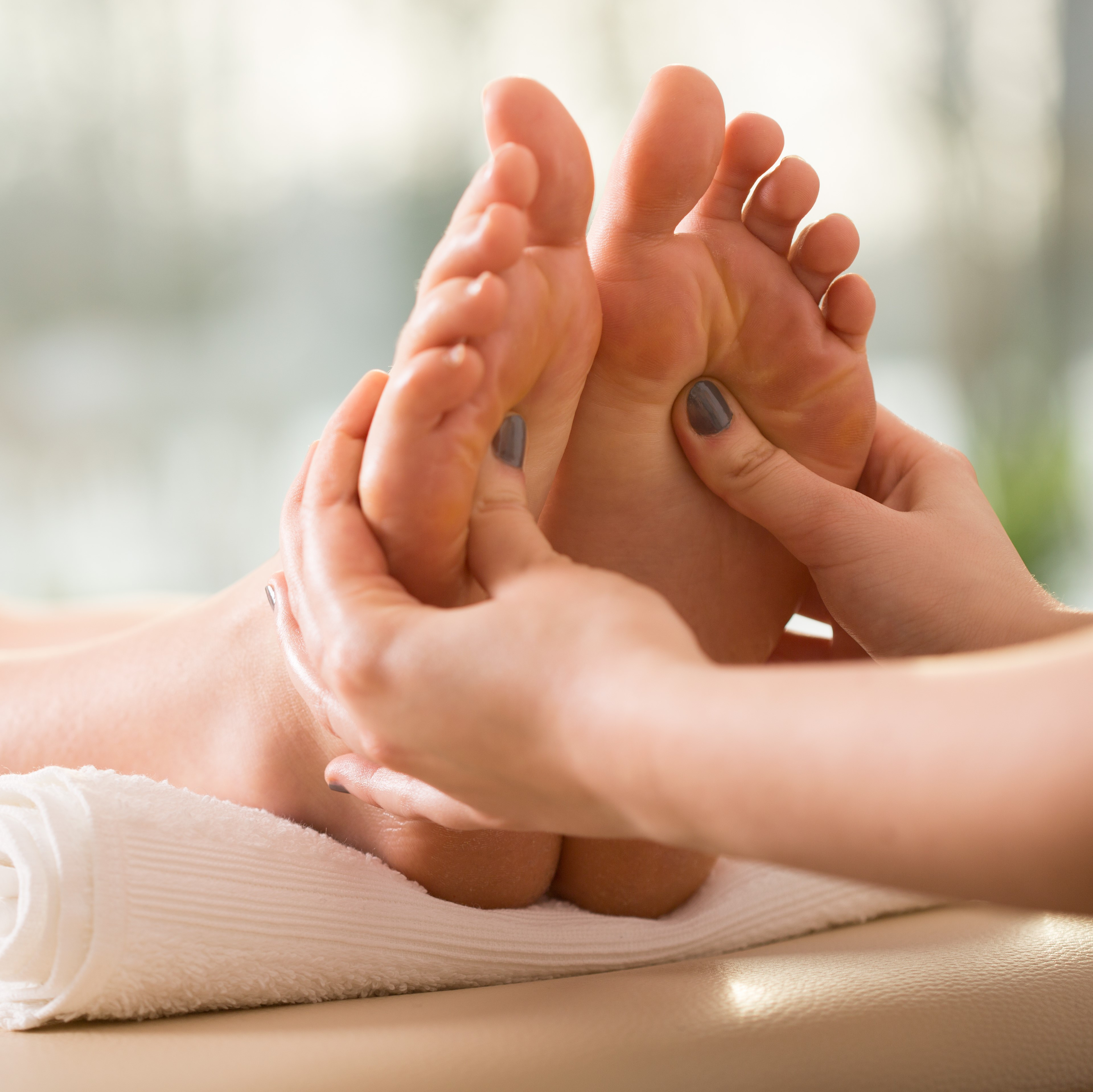 Rejuvenating Foot Reflexology