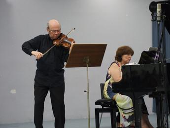 Anacapri Masterclass – Yoffe and Vaiman Concert