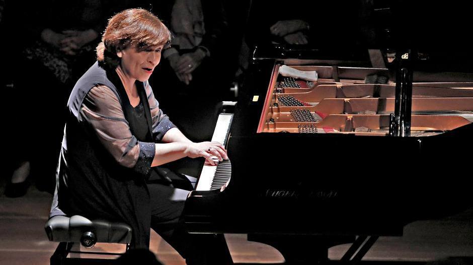 Artist Recital at Gusman Concert Hall