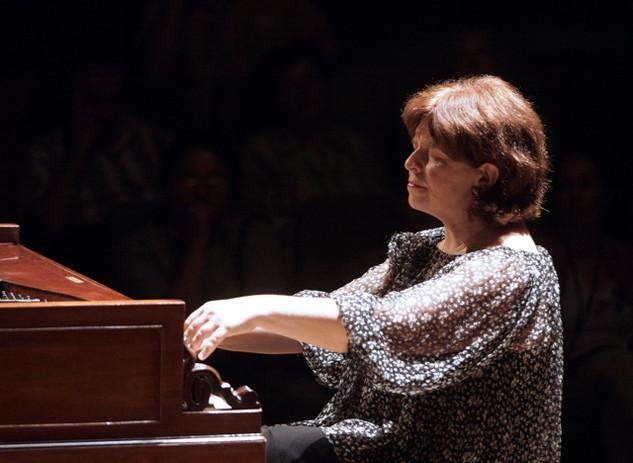 DINA YOFFE, Chopin Festiwal, Warsaw, Poland