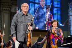 Golden violins of Odessa, fotopapa.com