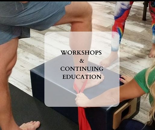 example of a workshop
