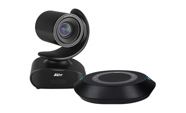 VC540 Conference Camera with Bluetooth® Speakerphone Enables Superior Audiovisual Connections