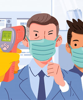 thermogun-body-temperature-checks-employ