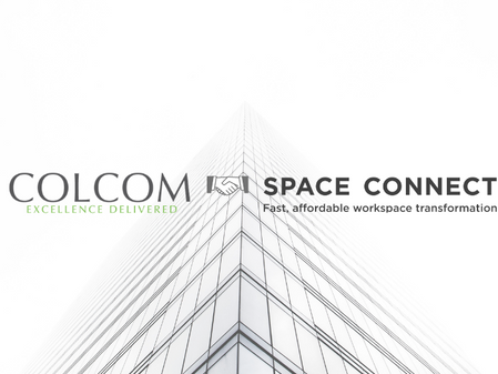 COLCOM; Partners with Space Connect