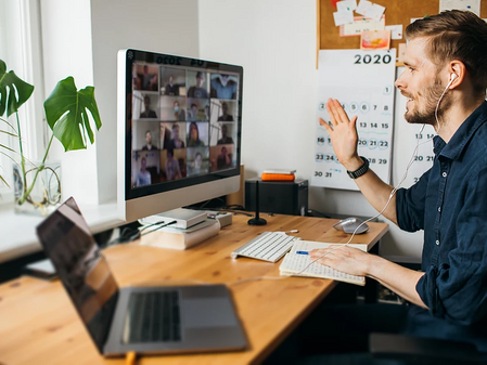 The Video Conference Fatigue: Is too much video conferencing bad for mental health?