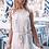 Thumbnail: Three of Something, Sea Salt Dress | White