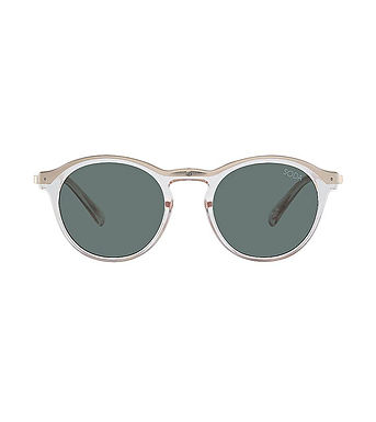 Soda Shades, Billy Premium Polarised On Trend Sunglasses | White