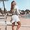 Thumbnail: Three of Something, Incarnation Dress | White