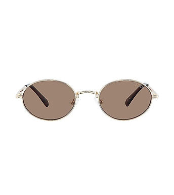 Soda Shades, Charlie Premium Polarised On Trend Sunglasses | Gold