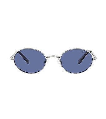 Soda Shades, Charlie Premium Polarised On Trend Sunglasses   Silver