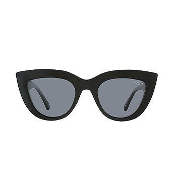 Soda Shades, Marilyn Premium Polarised On Trend Sunglasses | Black