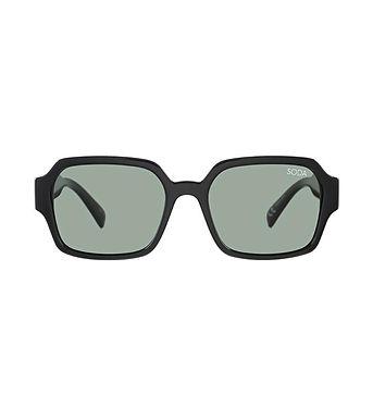 Soda Shades, Leyla Premium Polarised On Trend Sunglasses | Black