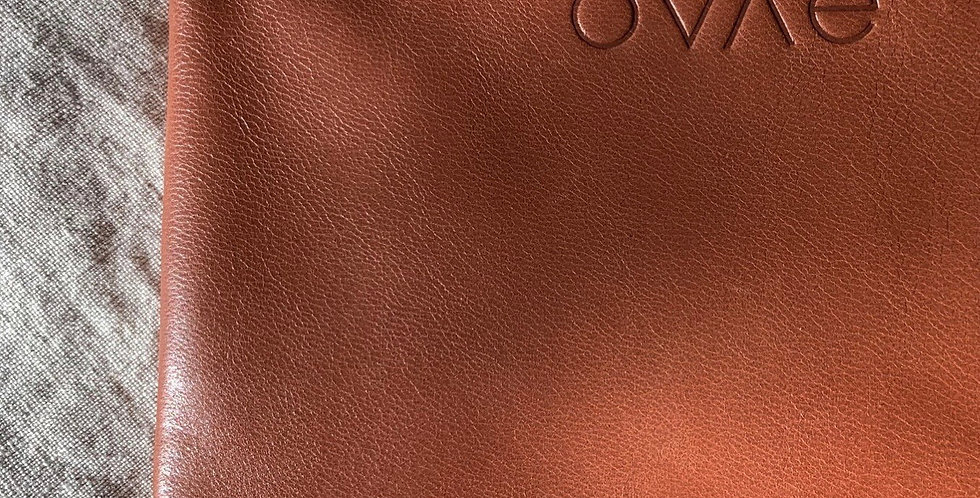 Ovae Coin Purse | Chestnut