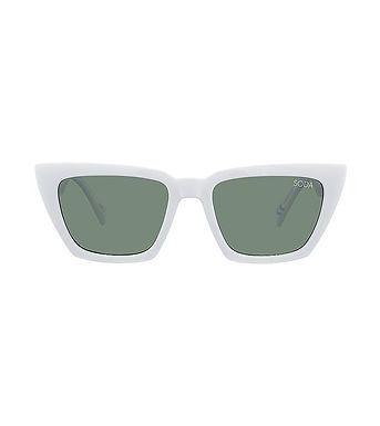 Soda Shades, Hailey Premium Polarised On Trend Sunglasses | White