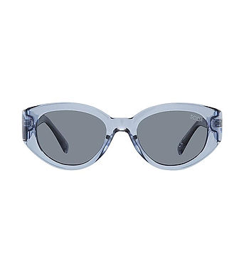 Soda Shades, Paris Premium Polarised On Trend Sunglasses | Blue