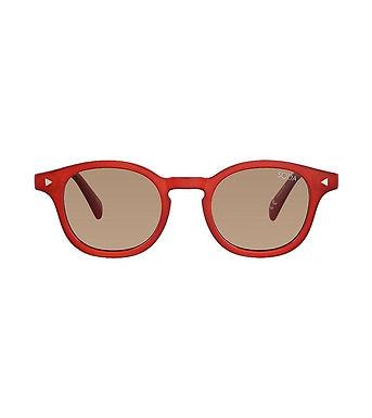 Soda Shades, Sonny Premium Polarised On Trend Sunglasses | Red