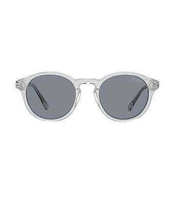 Soda Shades, Riley Premium Polarised On Trend Sunglasses | Clear