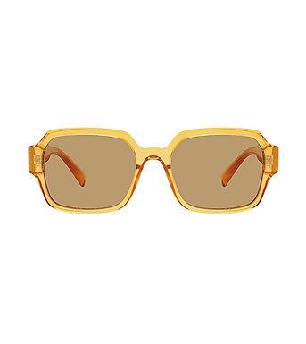 Soda Shades, Leyla Premium Polarised On Trend Sunglasses   Amber