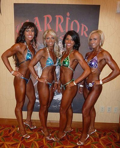 BV Girls at the Warrior