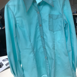 Completed Button-up Shirt